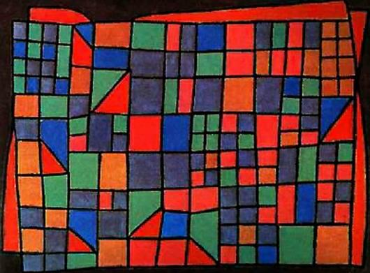 Artes plásticas, estética, y cuestiones afines II - Página 2 Klee-gf