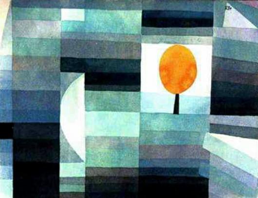 Artes plásticas, estética, y cuestiones afines II - Página 2 Klee-ma