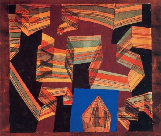 Artes plásticas, estética, y cuestiones afines II - Página 2 Klee-tp