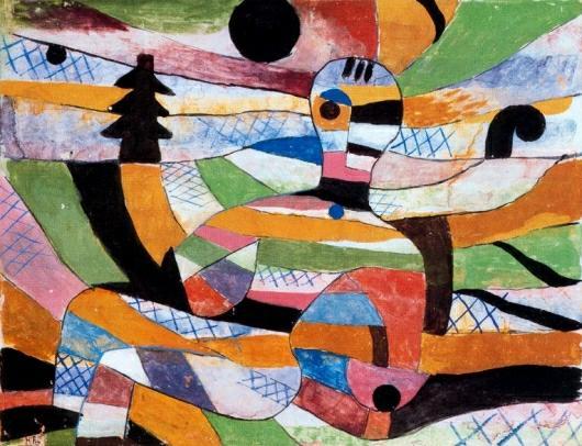 Artes plásticas, estética, y cuestiones afines II - Página 2 Klee-wa