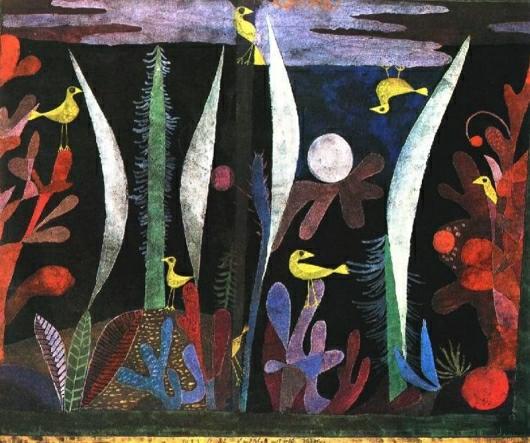 Artes plásticas, estética, y cuestiones afines II - Página 2 Klee-yb