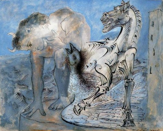 Satyr Pan Famous Painting