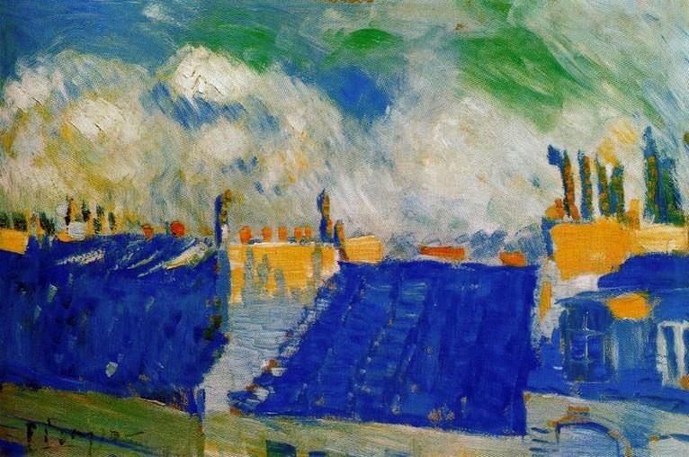 Pablo Picasso Blue